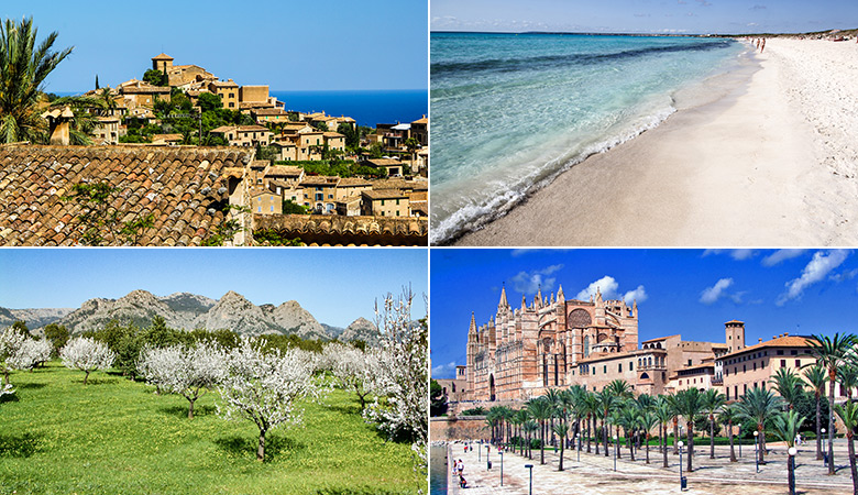 Mallorca area guides
